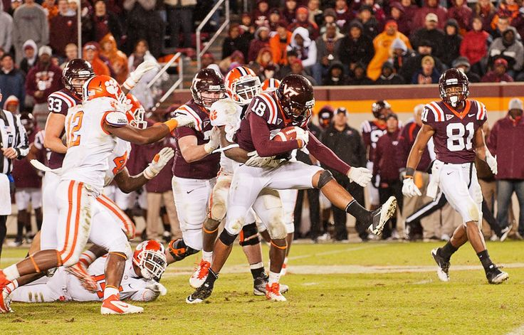 The eyes of the nation will be on Orlando this weekend when Clemson and Virginia Tech meet at Camping World Stadium in the Dr Pepper ACC Championship Game. The Tigers (11-1, 7-1 ACC) stand at No. 3…