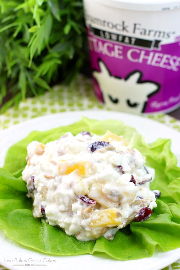 1000 Ideas About Cottage Cheese Salad On Pinterest