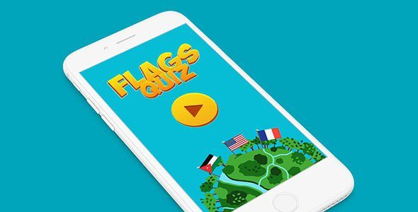 Download FLAGS QUIZ WITH ADMOB - ANDROID STUDIO & ECLIPSE FILE Nulled Latest Version
