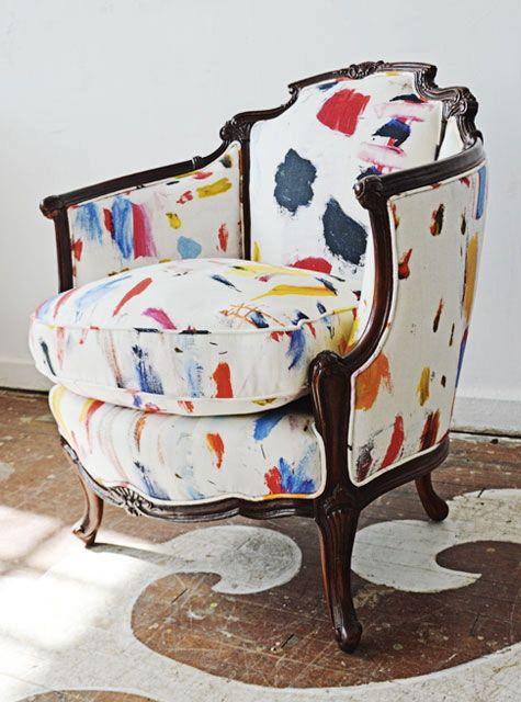 Arty Linen by Pierre Frey