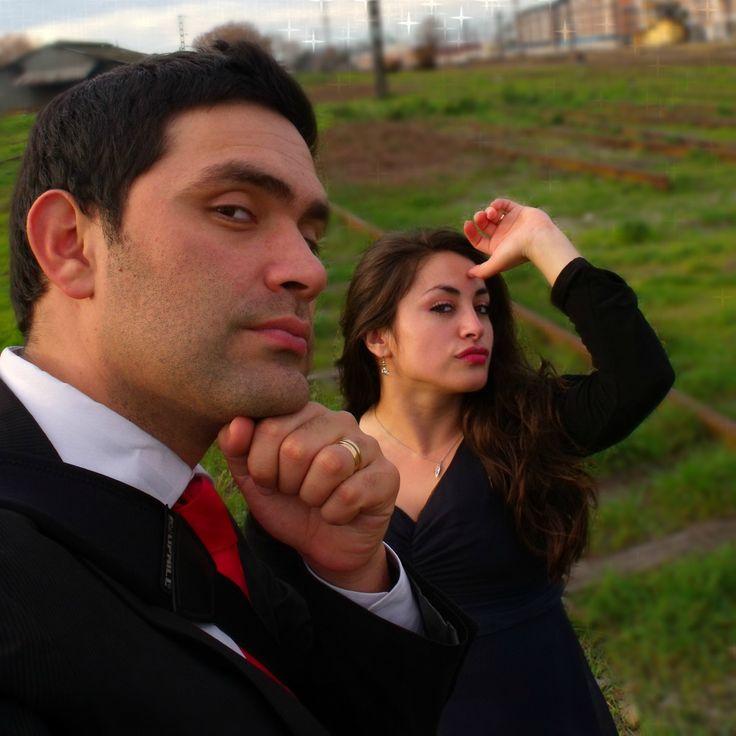 Señor y Señora Zuñiga <3