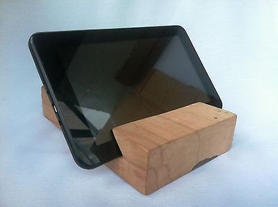 Ipad Tablet Holder Stand Plans Recipe Kitchen Book Wooden Kindle