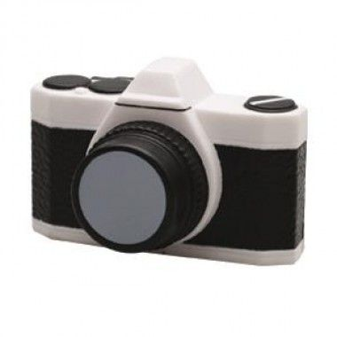 This #camera stress toy features a large branding space on the lens so you can customise you de-stress device for any event!