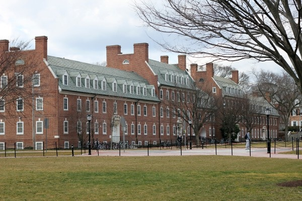 University of Delaware. The University of Delaware is the largest university in Delaware. The main campus is in Newark, with satellite campuses in Dover, Wilmington, Lewes, and Georgetown.