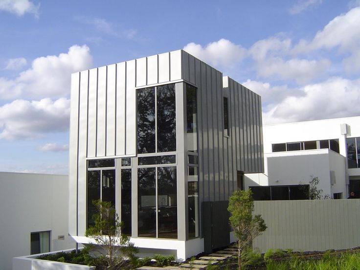 Kew Cotteges in VIC  - Astro snaplock for facades