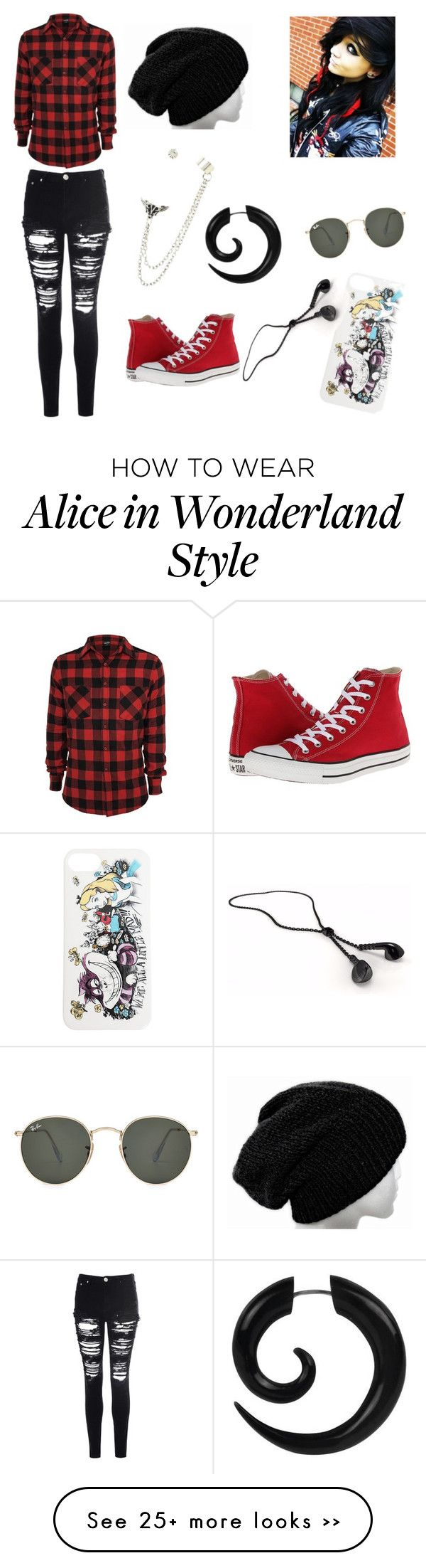 """""""Emo look"""" by nikki-blue on Polyvore SORRY THIS DOESNT BELONG HERE"""