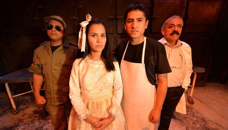 'La cautiva': Estrenan obra teatral ganadora del premio Sala de Parto 2013
