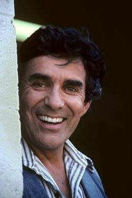 """Pat Harrington Jr. born 1929. Stage and T.V. actor. Best known as the building superintendent """"Schneider"""" on T.V.'s ONE DAY AT A TIME."""
