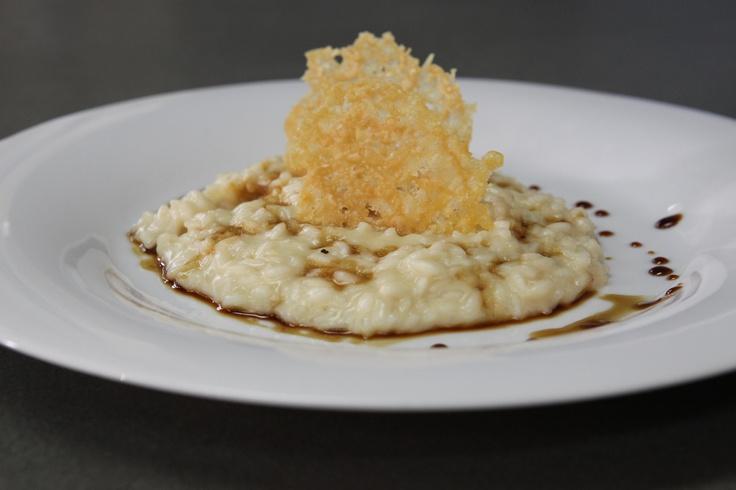 Risotto ai 4 formaggi Buitoni con riduzione di aceto balsamico - guarda la ricetta www.youtube.com/...