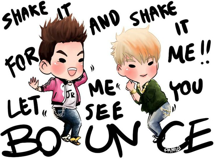 Shake It!  I miss them as a duo so much!! I hope they can be a sub group of GOT7 or something!