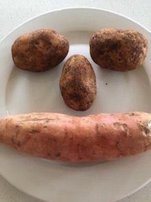 Nutritional Value Of Potatoes Keeps You Slim