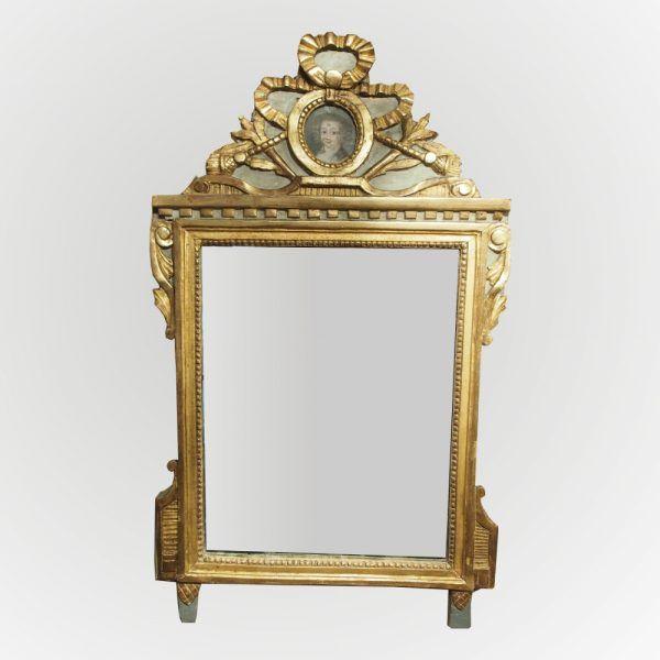 1000 id es sur le th me miroirs anciens sur pinterest for Miroir des 7 astres