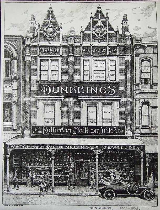 Dunklings 1901 - 1936