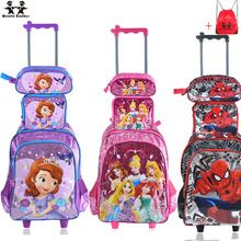 wenjie brother Children Mochilas Kids school bags With Wheel Trolley Luggage For boys Girls backpack Mochila Infantil Bolsas     Tag a friend who would love this!     FREE Shipping Worldwide     Get it here ---> https://fatekey.com/wenjie-brother-children-mochilas-kids-school-bags-with-wheel-trolley-luggage-for-boys-girls-backpack-mochila-infantil-bolsas/    #handbags #bags #wallet #designerbag #clutches #tote #bag