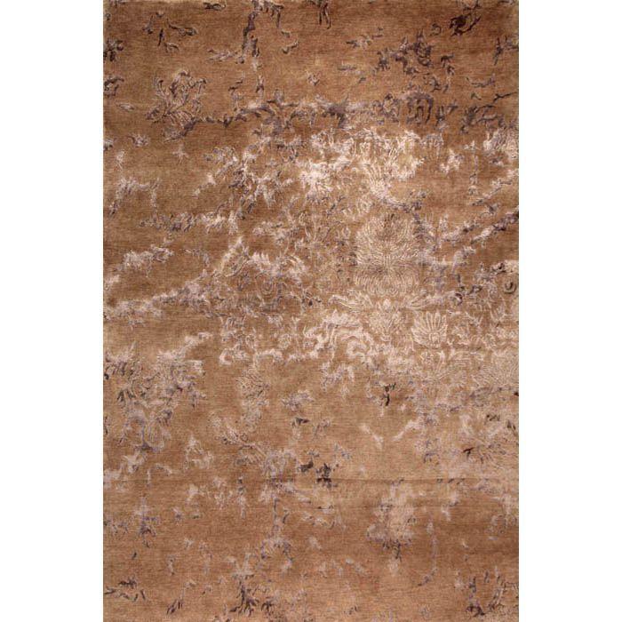 Ковер цвета песка Карибских островов Anguilla Brown #ковер #ковры #дизайн