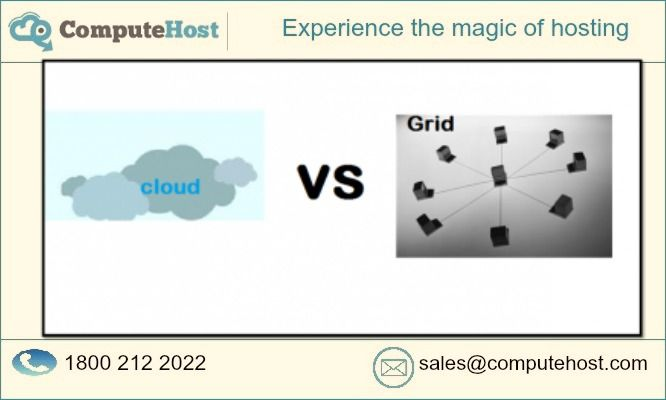 #Cloud #Computing VS #Grid Computing: Know the Difference