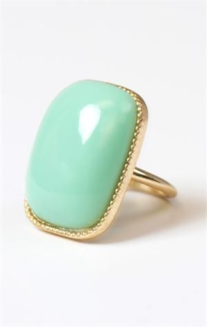 Crushing Ring- comes in 3 different colors....and only $5.99!  @DownEast Basics