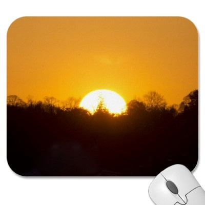 $11.10 #mousepad #sunset #trees #nature #photography #zazzle #zazzleproducts