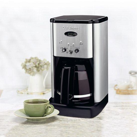 Capresso 426 05 5 Cup Drip Mini Coffeemaker Black Silver Best Coffee Maker Top Rated Coffee Makers Coffee Maker Reviews