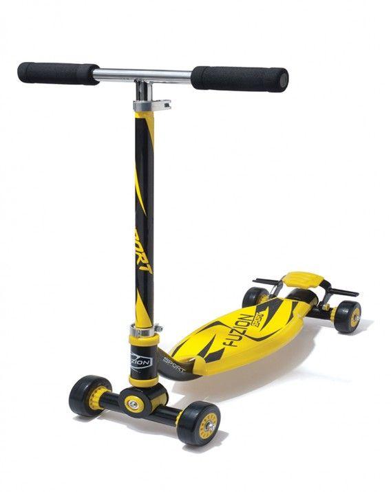 Fuzion Sport 4 Wheel Scooter Kids Scooter Kids Roller