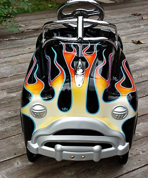 now this more my style love black cars with flames or blue cars with silver or green with ghost gold
