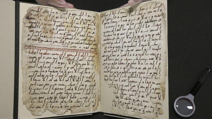 ¿Revolución en el islam? El 'Corán británico' podría ser anterior al profeta Mahoma