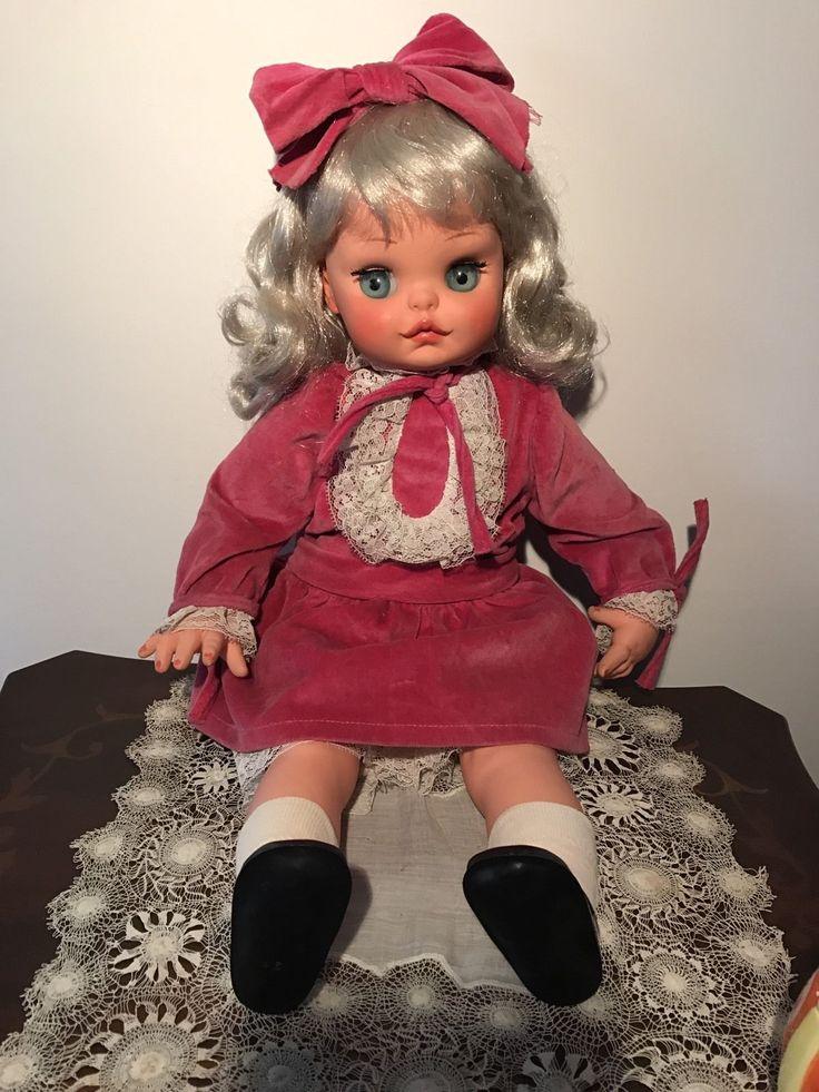 Martina Furga in Giocattoli e modellismo, Bambole e accessori, Bambole antiche | eBay