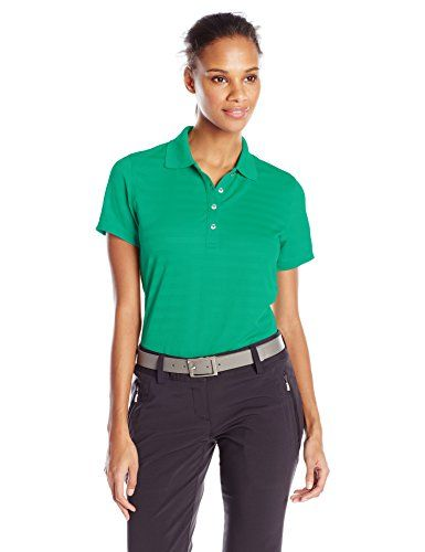 Callaway Womens Golf Textured Performance Short Sleeve Polo Shirt Parakeet Medium >>> Click image for more details.(This is an Amazon affiliate link and I receive a commission for the sales)