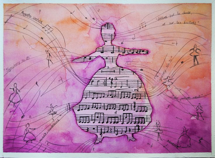 Noverre y Mozart