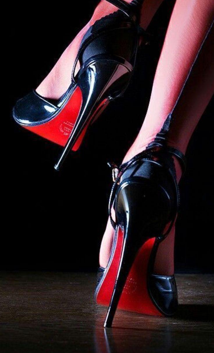 картинки черные красные с обувью подвижную