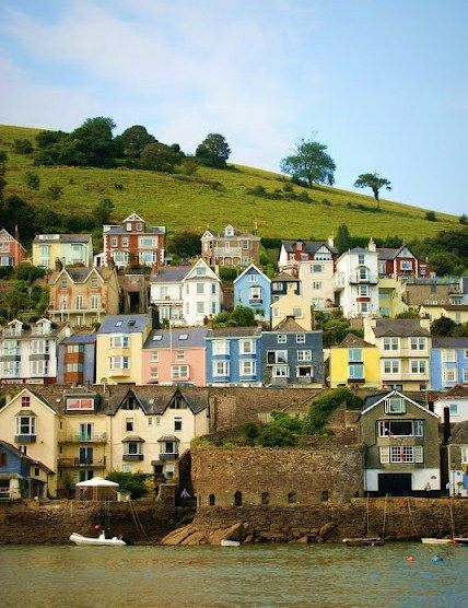 ballerina67: Dartmouth, South Devon, UK (via britain-land-of-hope-and-glory) —FUCKITANDMOVETOBRITAIN