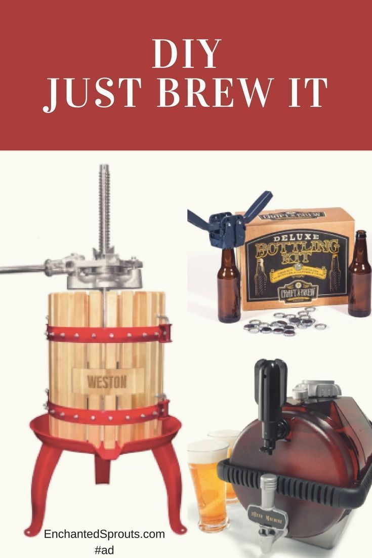 I Cannot Wait To Brew My Own Beer Diy Beer Brewery Affiliate Brewing How To Make Mead Wine Making