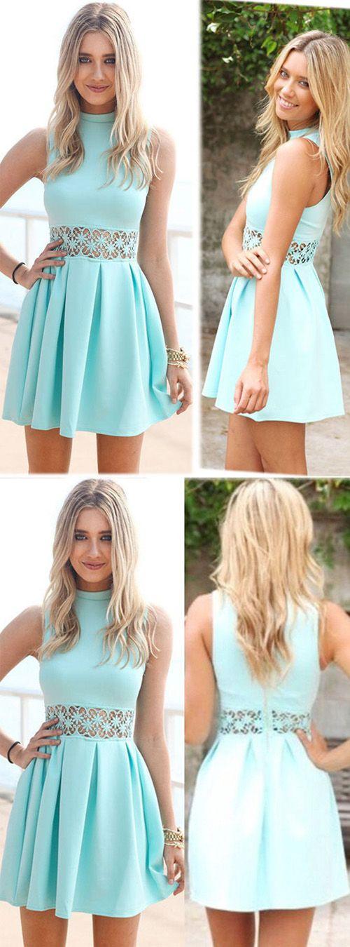 blue homecoming dress,short homecoming dress, homecoming dresses,homecoming 2017