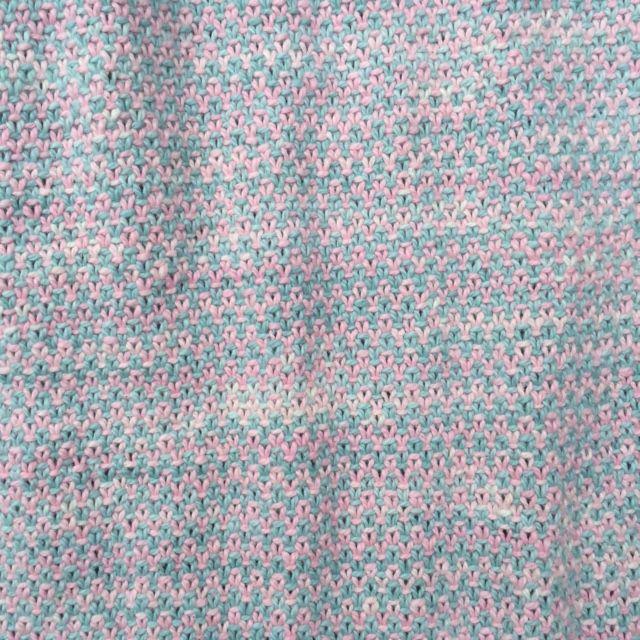 De linen stitch oftewel de linnen steek