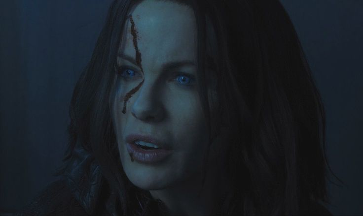 On this screen Kate Beckinsale looks like Rhona Mitra from Underworld: Rise of the Lycans (2009).  From the First Trailer of Underworld: Blood Wars  Release Date: January 6, 2017