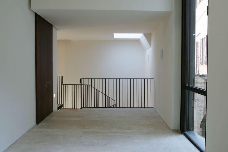 Nuova sede della Società di Mutuo Soccorso Castelsenio, Italy, by Riccardo Butini
