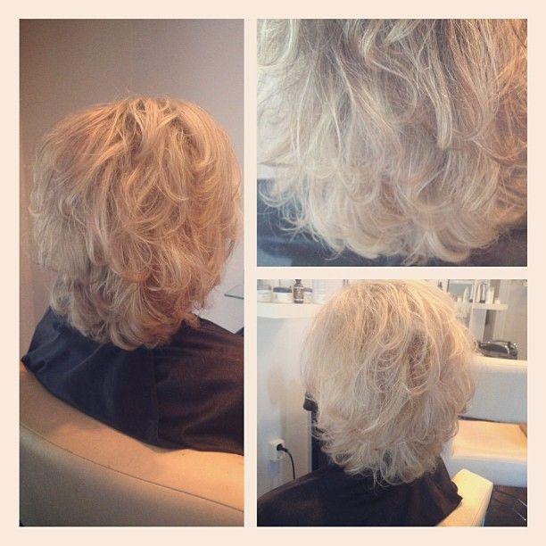 Fint bidrag från @nataliespangberg  Fina slingor i 3 olika färger :) inget Solblekt vitt hår längre, fräscht med lite varma toner i :) perfekt inför hösten.