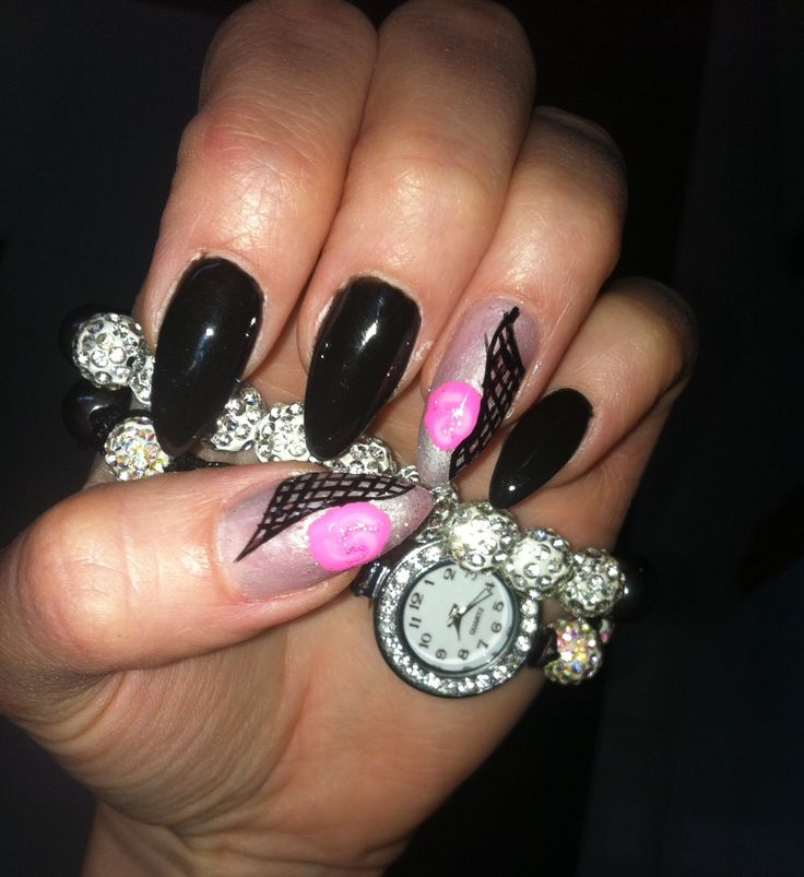 Nails art by me