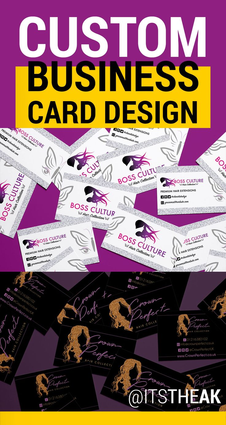 11 Best Business Cards Images On Pinterest