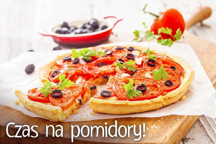 #pomidory #tarta #oliwki #obiad #smacznastrona #tesco #przepisy #przepis