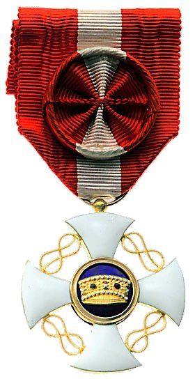 Ufficiale dell'Ordine della Corona d'Italia