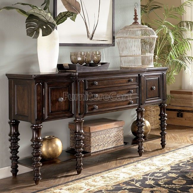 West Indies Dining Room Furniture: British Colonial Decor, British Colonial