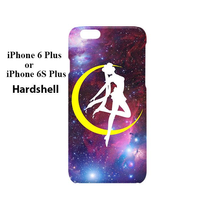 Sailor Moon Nebula iPhone 6/6s Plus Case Hardshell