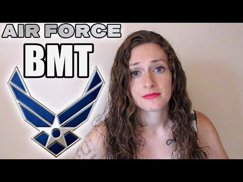Air Force BMT Rundown - YouTube