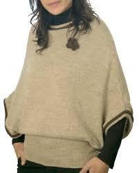 Resultado de imagen de jersey hechos a mano de mujer