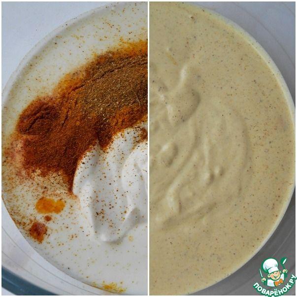 Настоящий соус для шавермы ингредиенты
