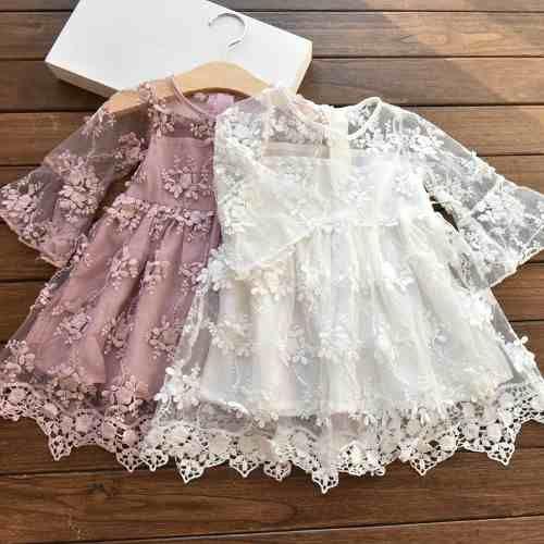 Imagenes de vestidos de nena de fiesta