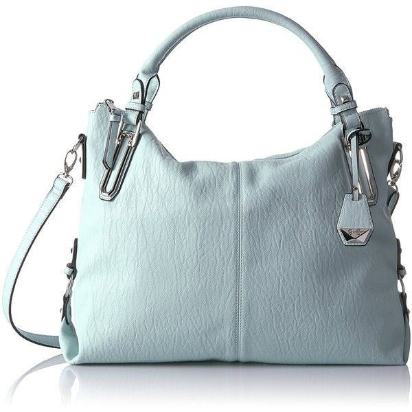 Jessica Simpson Ryanne Top Zip Tote (4.070 RUB) ❤ liked on Polyvore featuring bags, handbags, tote bags, blue tote, blue tote bag, blue purse, jessica simpson handbags and jessica simpson purses