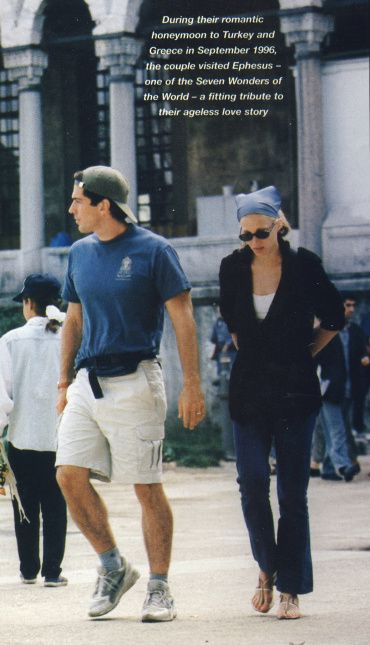 September-October 1996 – the Turkish honeymoon   Remembering Carolyn