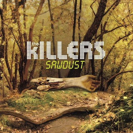 killers Album Covers | The Killers' Sawdust Album Art